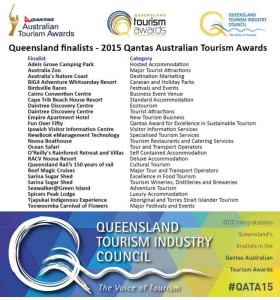 Qantas Australian Tourism Awards