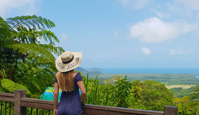 breakfast with the birds and daintree tour