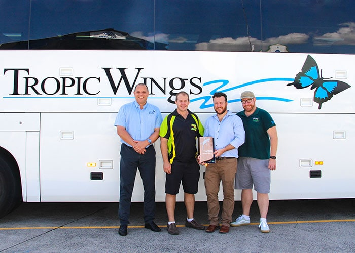 tropic wings ecotourism hall of fame